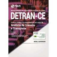 Apostila DETRAN-CE - Comum aos Cargos de Analista de Trânsito e Transportes