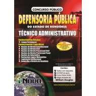 Técnico Administrativo (Impressa)