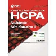 Apostila HCPA-RS - Assistente Administrativo II