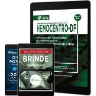 Download Apostila Fundação Hemocentro de Brasília Pdf - Técnico Administrativo