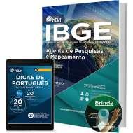 Apostila IBGE - Agente de Pesquisas e Mapeamento