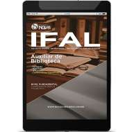 Apostila IFAL - Auxiliar de Biblioteca