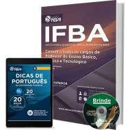 Apostila IFBA – Cargos de Professor do Ensino Básico, Técnico e Tecnológico