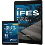 Download Apostila IFES Pdf - Auxiliar em Administração