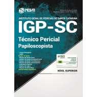 Apostila IGP-SC - Técnico Pericial Papiloscopista