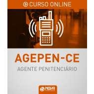 Curso Online AGEPEN-CE (SEJUS) - Agente Penitenciário