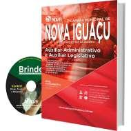 Apostila Câmara de Nova Iguaçu - Auxiliar Administrativo e Auxiliar Legislativo
