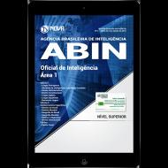 Download Apostila ABIN PDF - Oficial de Inteligência - Área 1