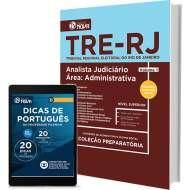 Apostila TRE - RJ – Analista Judiciário - Área: Administrativa