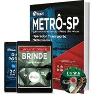 Apostila METRÔ - SP – Operador Transporte Metroviário I