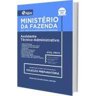 Apostila Ministério da Fazenda - Assistente Técnico Administrativo