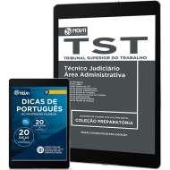 Download Apostila TST PDF - Técnico Judiciário - Área Administrativa