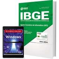 Apostila IBGE - Agente Censitário de Informática