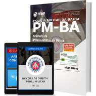 Apostila PM-BA - Soldado da Polícia Militar da Bahia