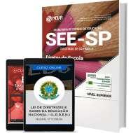 Apostila Diretor de Escola - SEE-SP (Secretaria de Educação do Estado de São Paulo)
