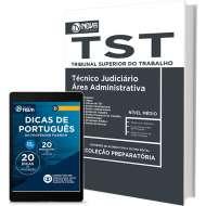 Apostila TST - Técnico Judiciário - Área Administrativa