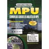 Apostila MPU atualizada Comum aos cargos de Analista do MPU