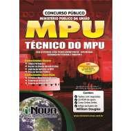 Apostila Técnico do MPU - Segurança Institucional e Transporte GRÁTIS + Curso de Português