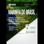 Apostila Marinha do Brasil - Oficiais Temporários