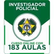 Curso Online PC - RJ 2016 - Investigador Policial + Simulado