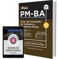 Apostila PM BA - Curso de Formação de Soldados e Bombeiros Militar