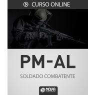 Curso Online PM-AL 2017 - Soldado Combatente