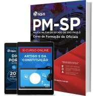 Apostila PM SP - Curso Formação de Oficiais