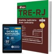 Apostila TRE - RJ – Analista Judiciário - Área Judiciário