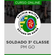 Curso Online PM GO - Soldado 3º Classe + Simulados