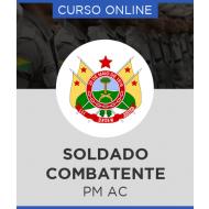 Curso Online PM-AC – Soldado Combatente