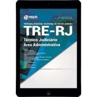 Download Apostila TRE-RJ 2017 Pdf - Técnico Judiciário - Área Administrativa