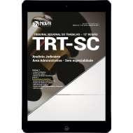 Download Apostila TRT-SC (12ª Região) Pdf - Analista Judiciário - Área Administrativa - Sem Especialidade