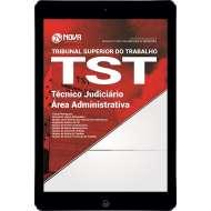 Download Apostila TST Pdf - Técnico Judiciário – Área Administrativa
