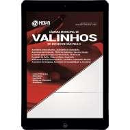 Download Apostila Câmara de Valinhos - SP Pdf - Assistente Adm, Serv. Gerais e  Comum Médio e Superior