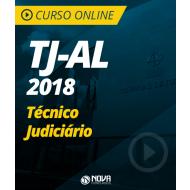 Curso Online TJ-AL - Técnico Judiciário