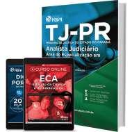 Apostila TJ - PR – Analista Judiciário - Área de Especialização em Serviço Social