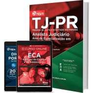 Apostila TJ - PR – Analista Judiciário - Área de Especialização em Psicologia