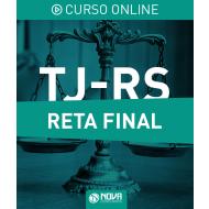 Curso Online Reta Final TJ-RS 2017 - Escrevente Técnico Judiciário