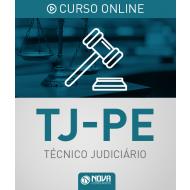 Curso Online TJ-PE - Técnico Judiciário