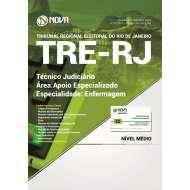 Apostila TRE-RJ - Técnico Judiciário - Esp. Enfermagem