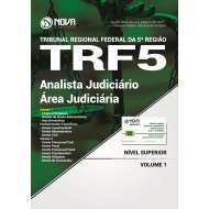 Apostila TRF 5 - Analista Judiciário - Área Judiciária