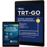 Download Apostila TRT GO Pdf - Analista Judiciário - Área Administrativa