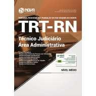 Apostila TRT-RN - Técnico Judiciário - Área Administrativa