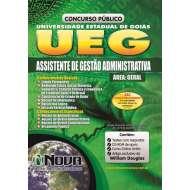 Assistente de Gestão Administrativa - Área geral (Impressa)