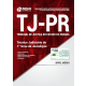 Apostila TJ-PR - Técnico Judiciário do 1º Grau de Jurisdição