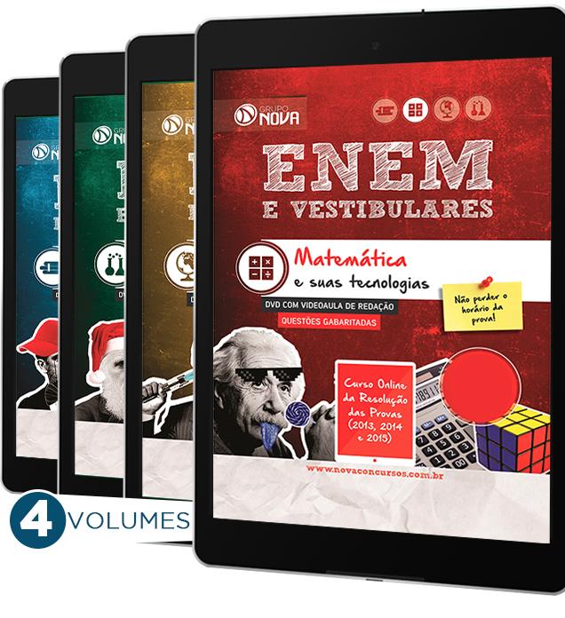 Download Apostila ENEM Pdf 2016 - Edição Completa