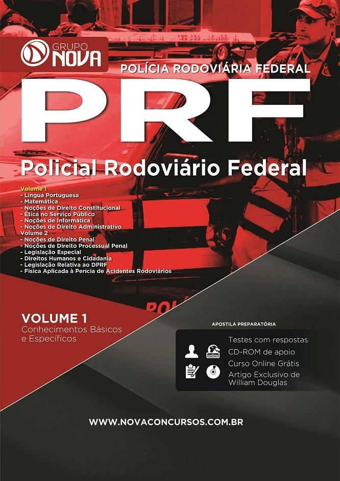 Apostila Concurso Polícia Rodoviária Federal (PRF)