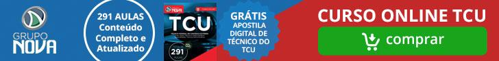Curso ONline TCU 2015