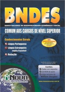 Apostila do Bndes 2013 - Comum a Todos os Cargos Nível Superior