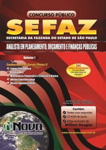 Apostila Agente da Sefaz 2013